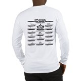 Shamrock boat Classic Long Sleeve T-Shirts