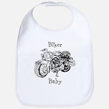 Biker Baby Bib
