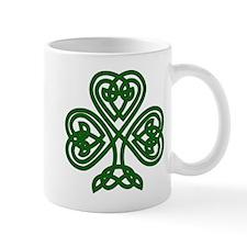 Celtic Clover (dark) Mug