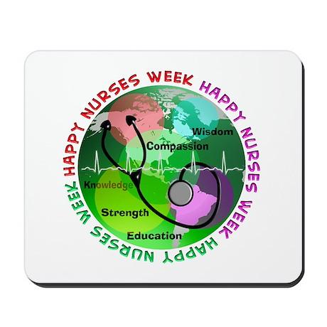 happy nurses week 2013 2 Mousepad