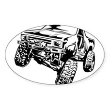 rock crawling Bumper Stickers