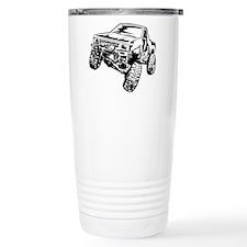 rock crawling Travel Mug