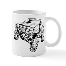 rock crawling Mug