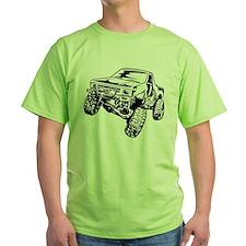 rock crawling T-Shirt
