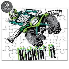 atv Quad kick Puzzle