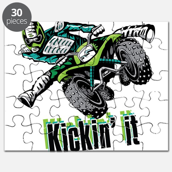 atv Quad kick Puzzle