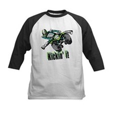 atv Quad kick Baseball Jersey