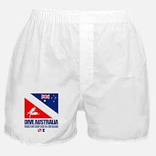 Dive Australia 2 Boxer Shorts