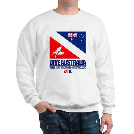 Dive Australia 2 Sweatshirt