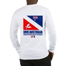 Dive Australia 2 Long Sleeve T-Shirt