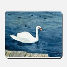 Swan on the Lake Mousepad