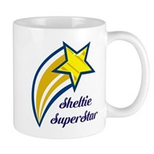 Sheltie SuperStar Mugs