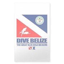 Dive Belize Decal