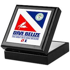 Dive Belize Keepsake Box