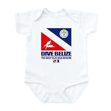 Dive Belize Body Suit