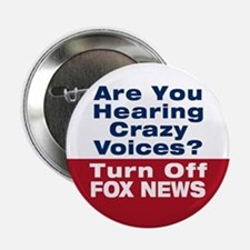 "Turn Off Fox News 2.25"" Button"