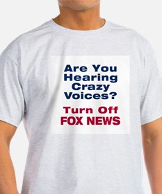 Turn Off Fox News T-Shirt