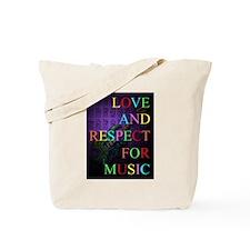 KuuMa Guitar Love 05 Tote Bag