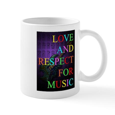 KuuMa Guitar Love 05 Mug