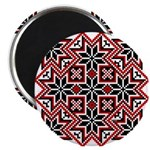 Folk Design 8 Magnet