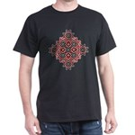 Folk Design 8 Dark T-Shirt
