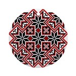Folk Design 8 Ornament