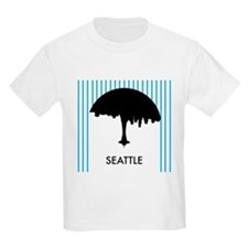 Seattle City Logo T-Shirt