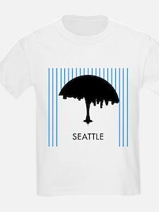 Seattle City Logo T-Shirt