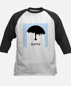Seattle City Logo Baseball Jersey