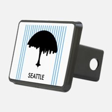 Seattle City Logo Hitch Cover