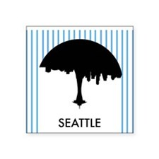 Seattle City Logo Sticker