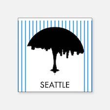 Seattle City Logo Sticker