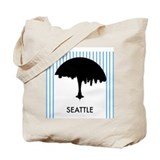 Seattle Canvas Bags
