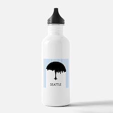 Seattle City Logo Water Bottle