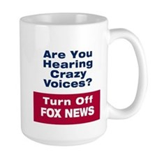 Turn Off Fox News Mug