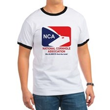 National Cornhole Shirt - Front only, T-Shirt