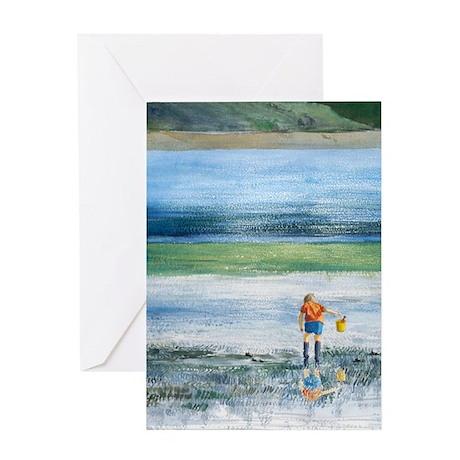 Summer Murden Cove - Bainbridge Island Greeting Ca