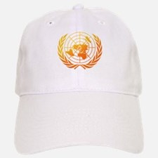 United Nations 2 Baseball Baseball Cap