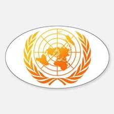 United Nations 2 Decal