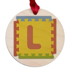 Golden Retriever Large Square Pet Tag