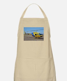Helicopter (blue & yellow) Apron