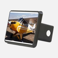 Piper Cub Aircraft (yellow & white) Hitch Cover