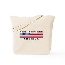 Made In North Dakota Tote Bag