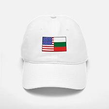USA/Bulgaria Baseball Baseball Cap