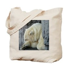 Central Park Zoo Polar Bear Tote Bag