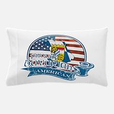Proud Bavarian American Pillow Case