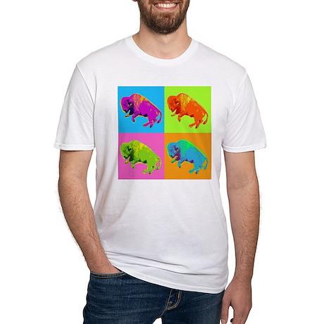 Warhol Buffalo Fitted T-Shirt