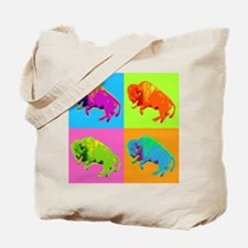 Warhol Buffalo Tote Bag