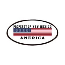Property of New Mexico Patches