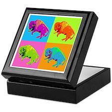 Warhol Buffalo Keepsake Box